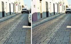 Rất nhiều người muốn đau đầu khi nhìn hai bức ảnh này vì không biết chúng khác hay giống nhau và đây là lý do