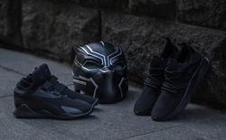 """Marvel hợp tác Puma cho ra mắt BST sneakers """"Black Panther"""" phiên bản giới hạn, tổng cộng 400 đôi trên toàn thế giới"""