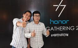Thương hiệu smartphone Honor tổ chức họp fan, dự tính sẽ về Việt Nam vào đầu tháng 3