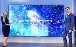 """Những công nghệ TV đột phá vừa ra mắt chứng minh Samsung vẫn là """"ông trùm"""" trong ngành sản xuất TV"""