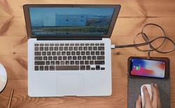 MousePad+ sẽ thay đổi quan niệm của bạn về một chiếc đế sạc không dây và bàn di chuột