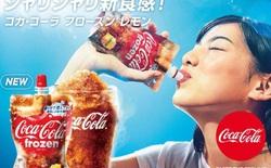 Coca-Cola ra mắt phiên bản đông đá đầu tiên trên thế giới, vừa bóp vừa mút như sữa chua túi