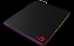 [Computex 2018] Asus ra mắt bàn di chuột dành cho game thủ, tích hợp LED và bộ sạc không dây chuẩn Qi