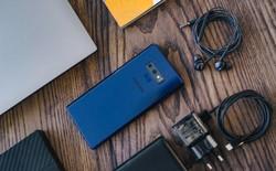 Galaxy Note9 là smartphone đầu tiên cho người dùng cảm giác không cần sạc, không cần laptop, không cần ổ cứng di động mà vẫn trải nghiệm phà phà