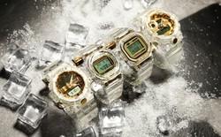 Mở bán đồng hồ G-Shock Limited Glacier Gold tại Việt Nam