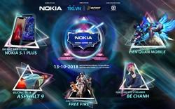 Nokia Mobile Gaming Day – Đấu trường game hấp dẫn nhất chuẩn bị bùng nổ