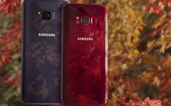 Samsung Galaxy S8 phiên bản Lá phong Đỏ chính thức lên kệ vào ngày 26/1 với giá 778 USD
