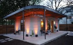 Nhà in 3D giá rẻ, giải pháp nhà ở cho hơn 1 tỷ người trên thế giới