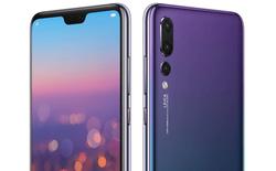 [Hình nền] Ngây ngất với bộ ảnh nền cực chất của Huawei P20