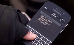 Hoá ra vẫn còn một thị trường mà Blackberry làm bá chủ: Tội phạm có tổ chức