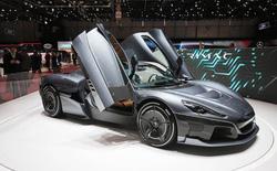 """Xuất hiện mẫu xe điện cực """"chất"""" với công nghệ nhận diện khuôn mặt, tăng tốc từ 0 - 97 km/h chỉ trong 1.85 giây, nhanh hơn cả Tesla Roadster"""