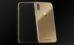 Nếu chịu chơi, bạn có thể bỏ ra gần 5000 USD để sở hữu một chiếc iPhone X mạ vàng 24K độc đáo