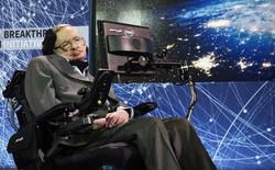 Giới khoa học cùng rất nhiều người nổi tiếng bày tỏ nỗi niềm tiếc nuối trước sự ra đi của nhà vật lý đại tài Stephen Hawking