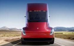 """[Video] Tesla Semi vẫn sở hữu khả năng tăng tốc """"thần sầu"""" dù phải kéo theo 36 tấn hàng"""