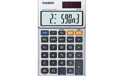 Casio hồi sinh máy tính kiêm chức năng chơi nhạc, game từ thập niên 80