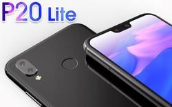 """Video trên tay Huawei P20 Lite: Có """"tai thỏ"""", nhận diện khuôn mặt và Portrait Lighting như iPhone X"""