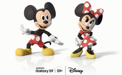 Samsung hợp tác với Disney tạo ra AR Emoji cho Galaxy S9/S9+
