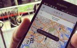 Anh chàng mất hơn 37 triệu đồng phí Uber vì đặt xe trong lúc say rượu