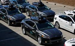 Lần đầu tiên xe tự lái của Uber gây tai nạn khiến một người đi bộ tử vong
