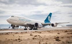 Động cơ lớn nhất thế giới, kích cỡ bằng thân một cái máy bay, đã bay thử thành công