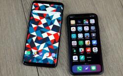 Galaxy S9 đọ độ cứng với iPhone X trong thử nghiệm thả rơi, kết quả bất ngờ khi tai thỏ là nguyên nhân khiến màn hình dễ vỡ hơn