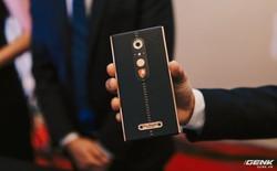 Ra mắt Lamborghini Alpha One tại Việt Nam: Siêu smartphone từ thương hiệu siêu xe, giá dự kiến 55 triệu đồng