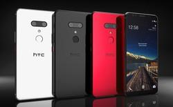 Lộ ảnh render rõ nét, đẹp lộng lẫy của HTC U12+