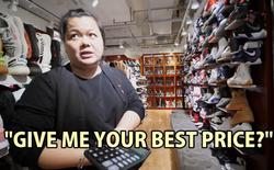 Những trải nghiệm mua sắm khó quên tại chợ hàng giả, hàng nhái lớn nhất nhì Bắc Kinh