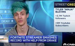 """Tyler """"Ninja"""" Blevins có thể kiếm được nửa triệu USD/tháng nhờ streaming"""