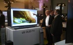 LG Electronics độc chiếm ngôi vua tại thị trường TV cao cấp Bắc Mỹ, vượt mặt Sony và Samsung