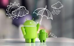Cách thiết lập hình nền Android thay đổi theo thời gian thực với YoWindow