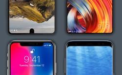 Loại bỏ viền màn hình, chính là giết chết sự sáng tạo trong thiết kế smartphone