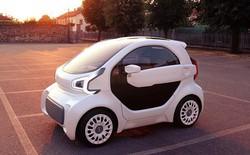 Ra mắt xe điện được tạo nên từ công nghệ in 3D: Chỉ mất 3 ngày để sản xuất, tốc độ tối đa 70 km/h, giá 250 triệu đồng