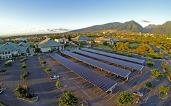 Đại học Hawaii tiến gần hơn tới mốc sử dụng 100% năng lượng tái tạo, đầu năm 2019 sẽ có khu vực đầu tiên