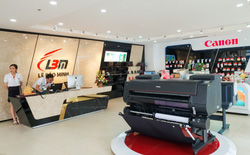 Bên trong trung tâm sửa chữa và bảo hành sản phẩm máy ảnh Canon chính hãng được đầu tư đến 2 triệu USD