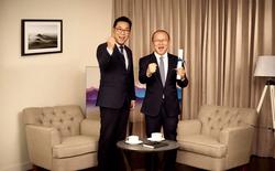 HLV Park Hang Seo chính thức trở thành đại sứ thương hiệu Samsung tại Việt Nam