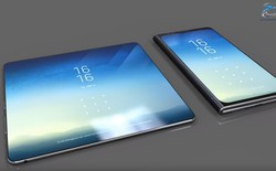 Apple phát triển điện thoại có thể gập là tin xấu cho Samsung