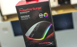 Làm ra rất nhiều Gaming Gear nhưng đến tận con chuột Pulsefire Surge thì Kingston HyperX mới chịu dùng LED RGB