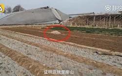 Sự thật đằng sau ngọn núi nhỏ nhất Trung Quốc chỉ cần một bước chân đã có thể trèo qua
