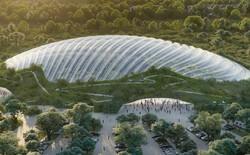 Pháp hé lộ dự án nhà kính nhiệt đới có mái vòm lớn nhất thế giới trị giá 62 triệu USD, tổng diện tích 20.000m2