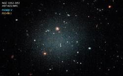 Phát hiện ra ngân hà gần như không có vật chất tối, giới thiên văn học đau đầu không hiểu tại sao