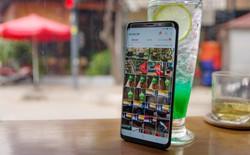 Với Galaxy S9 chỉ cần giơ máy lên và chụp, ảnh bao đẹp