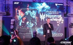 Acer ra mắt hệ sinh thái máy tính chơi game Predator, khẳng định vị thế tiên phong công nghệ