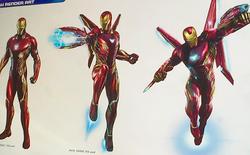 """Iron man sẽ diện bộ giáp có cánh, mạnh nhất từ trước đến giờ trong """"Avengers: Infinity War"""""""
