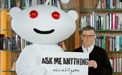 """Những tấm ảnh chứng tỏ Bill Gates là """"cư dân mạng"""" xịn nhất Reddit"""