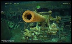 Nhà đồng sáng lập của Microsoft, ông Paul Allen, đã phát hiện ra tàn tích của một tàu sân bay từ Thế chiến thứ II