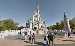 Đã có thể khám phá Disneyland ngay trên Google Maps