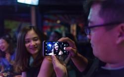 Mẹo chụp ảnh đêm cực chuẩn với Samsung Galaxy A8