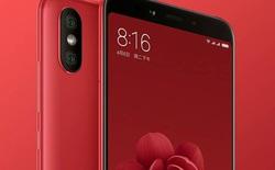 Xiaomi Mi 6X chính thức ra mắt: Snapdragon 660, camera kép f/1.75, mở khóa khuôn mặt, giá 5.7 triệu đồng