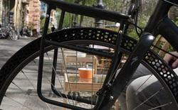Với chiếc lốp xe in 3D đầu tiên trên thế giới này, bạn sẽ chẳng phải lo vấn đề bị thủng lốp